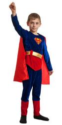 Фото Костюм Супермен классик детский