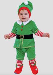 Фото Костюм Гном Рождественский детский