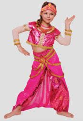 Фото Костюм Принцесса Востока в розовом детский