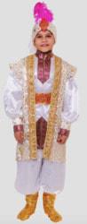 Фото Костюм Султан принц Востока детский