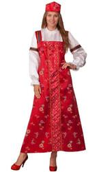 Фото Карнавальный костюм Марья Искусница народный взрослый