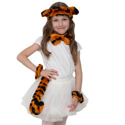 Фото Набор Озорной тигренок детский