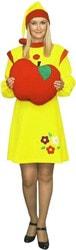 Фото Костюм Гном жёлтый женский взрослый