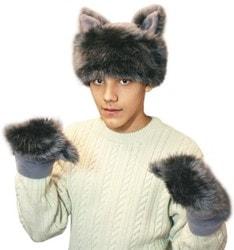 Фото Комплект Волк взрослый