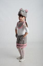 Фото Комплект Мышка серенькая взрослый