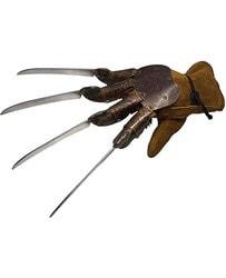 Фото Перчатка Фредди Крюгера с металлическими лезвиями