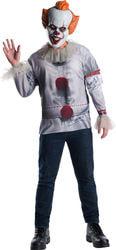 Фото Костюм клоун Пеннивайз упрощённый взрослый