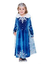 Фото Костюм Эльза зимнее платье детский