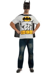Фото Костюм Бэтмен в футболке взрослый