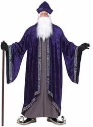 Фото Костюм Великий Волшебник (большой размер) взрослый