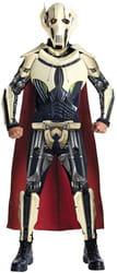 Фото Костюм Генерал Гривус с накладками (Звездные войны) взрослый