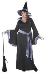 Фото Костюм Гламурная ведьма (большой размер) взрослый