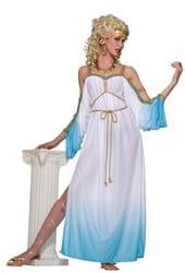 Фото Костюм Греческая богиня в голубом взрослый