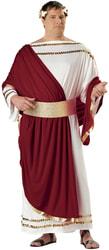Фото Костюм Император Цезарь (большой размер) взрослый