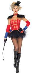 Фото Костюм карнавальный принцессы цирка взрослый