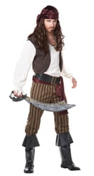 Фото Костюм Коварный пират взрослый