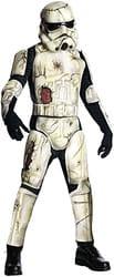 Фото Костюм Штурмовик смерти (Звездные войны) с накладками взрослый