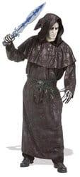 Фото Костюм Мрачный монах (черный) взрослый