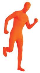 Фото Костюм Оранжевый человек-невидимка взрослый