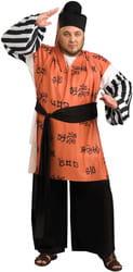 Фото Костюм Отважный самурай (большой размер) взрослый