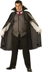 Фото Костюм Полуночный вампир (большой размер) взрослый