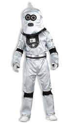 Фото Костюм робот из космоса взрослый