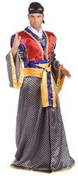 Фото Костюм Самурай deluxe в кимоно взрослый