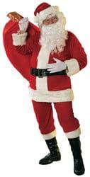 Фото Костюм Санта-Клаус классический взрослый