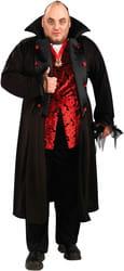 Фото Костюм Странствующий вампир (большой размер) взрослый