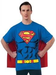 Фото Костюм Супермен (упрощенный) взрослый