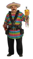 Фото Костюм Счастливый мексиканец взрослый