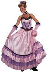 Фото Костюм Танцовщица кабаре (Шоугерл) в розовом взрослый