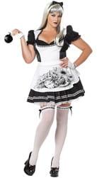 Фото Костюм Темная Алиса (большой размер) взрослый