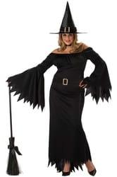 Фото Костюм Элегантная ведьма (большой размер) взрослый