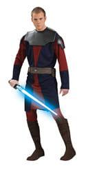 Фото Костюм Энакин Скайуокер с накладками (Звездные войны) взрослый
