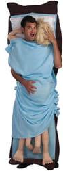 Фото Юмористический костюм В постели взрослый