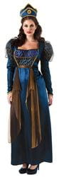 Фото Костюм Королева эпохи Возрождения (большой размер) взрослый
