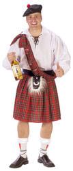 Фото Костюм Шотландский килт комплект мужской