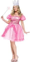 Фото Костюм Принцесса фея в розовом взрослый
