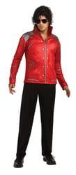 Фото Костюм Красный пиджак Майкла Джексона взрослый
