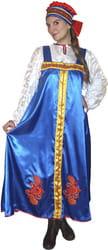 Фото Костюм Русский народный женский костюм взрослый