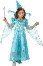 Фото Костюм Фея сказочная голубая детский