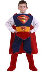 Фото Костюм Супермен детский