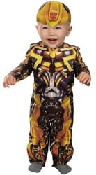 Фото Костюм Малыш Бамблби (Трансформеры) детский