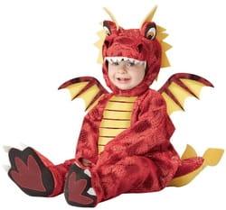 Фото Костюм Малыш-дракон детский