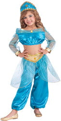 Фото Костюм Жасмин принцесса Востока детский