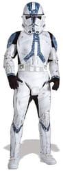 Фото Костюм Клон Трупер с накладками (Звездные войны) детский