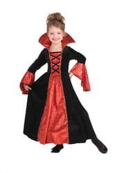 Фото Костюм мрачная Принцесса вампиров детский