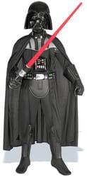 Фото Костюм Дарт Вейдер с накладками (Звездные войны) детский