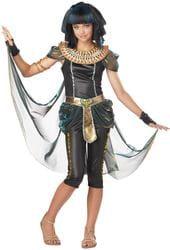 Фото Костюм Мрачная принцесса Египта детский